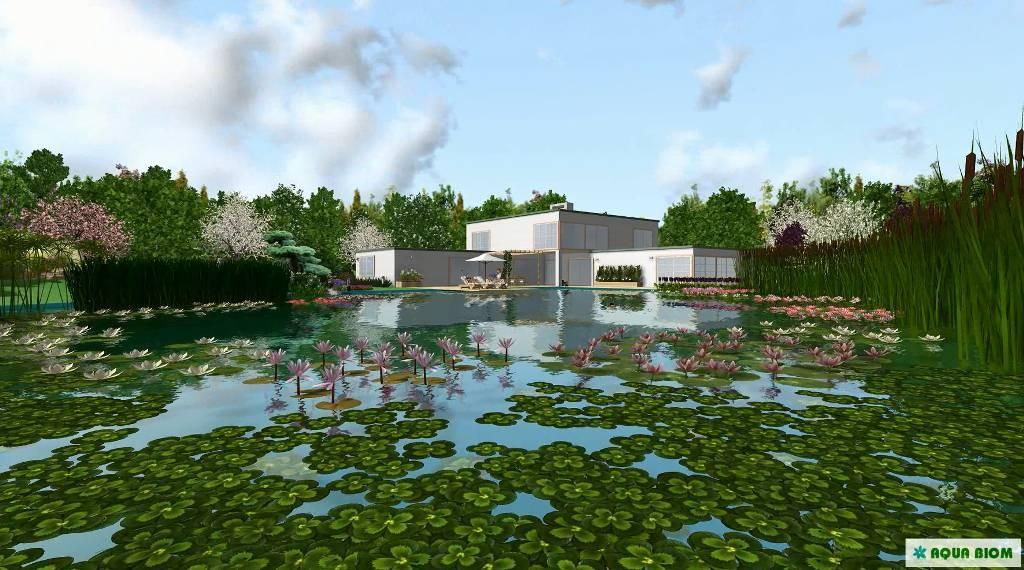 Pohľad-na-biobazén-zo-zadnej-časti-záhrady-1024x570