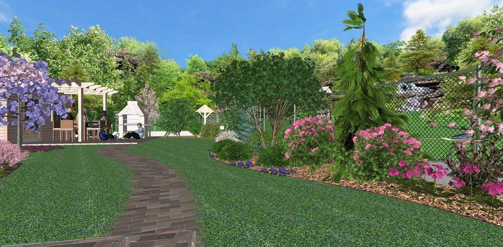 Pohľad-do-záhrady-zo-schodov-terasy-2-1024x504